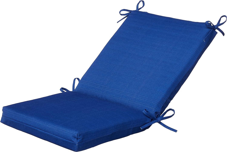Pillow Perfect price Outdoor Indoor Veranda Square Chair Corner Cobalt Surprise price