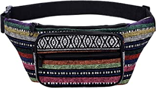 guatemalan fanny pack leather