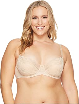 Bouquet Full Figure Underwire Bra
