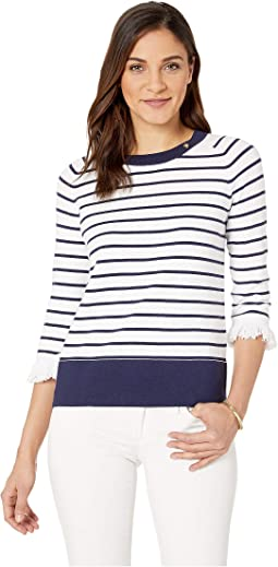 True Navy Dasha Stripe