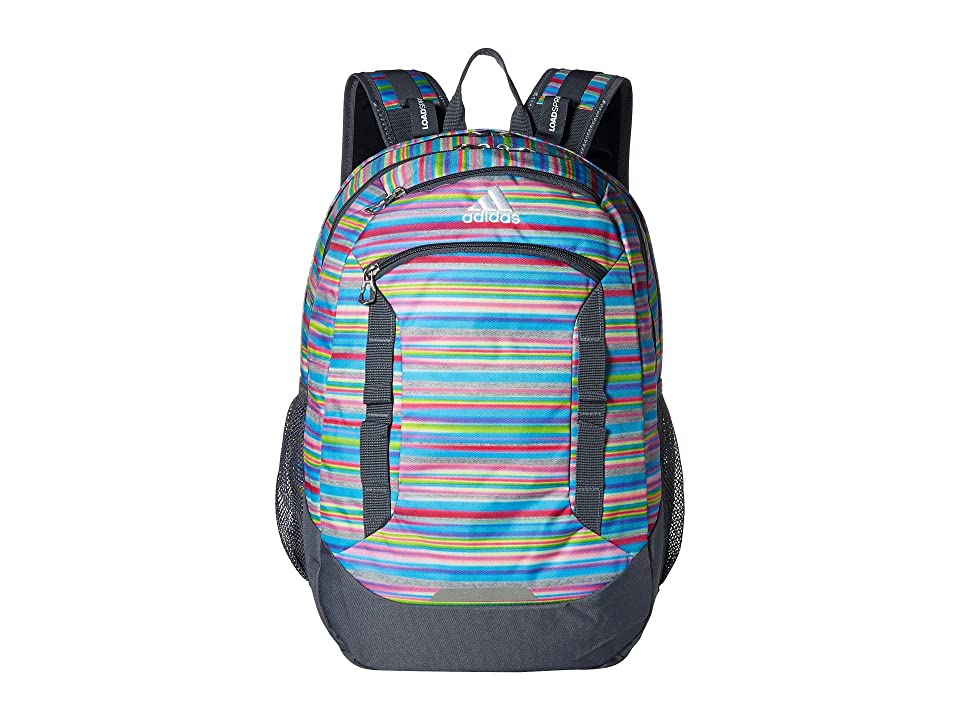 adidas Excel IV Backpack (Median/Onix/White) Backpack Bags