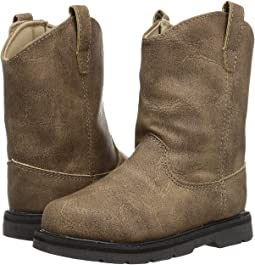 First Steps Distressed Work Boot (Infant/Toddler)