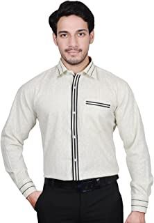 The Mods cotton off white Shirt