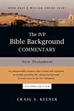 The IVP Bible Background Commentary: New Testament (IVP Bible Background Commentary Set)