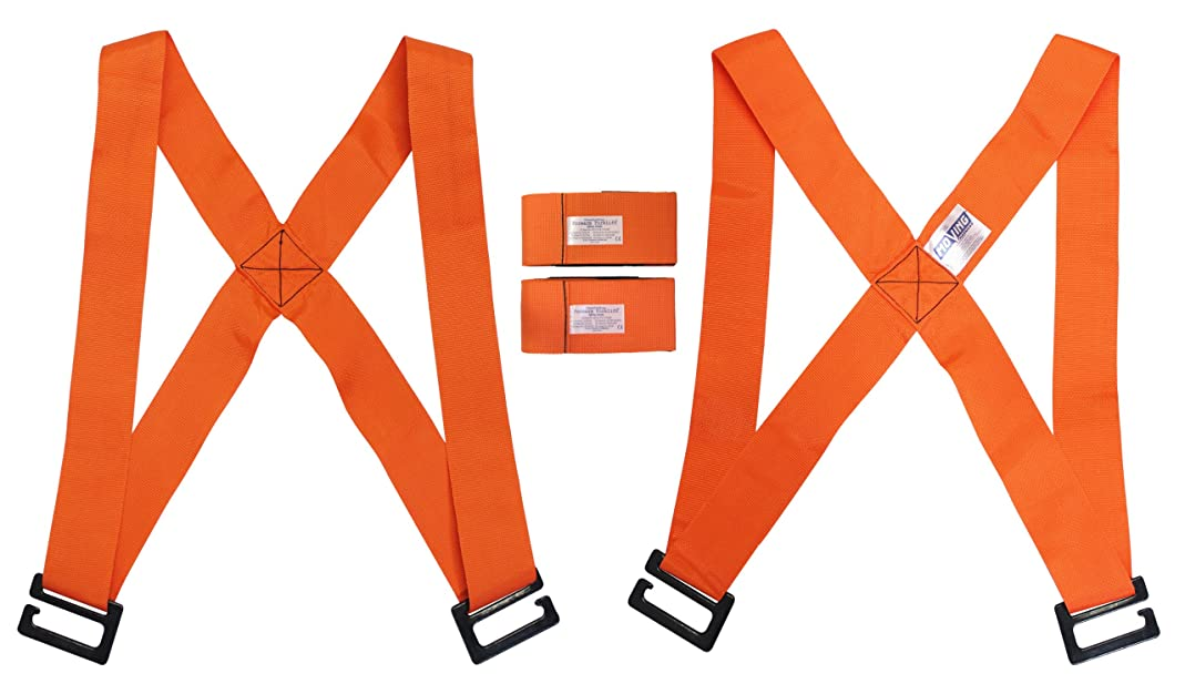 Forearm Forklift Moving Harness Value Pack, Model FFMHVP tctv27624