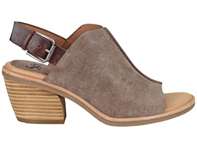 Sofft Pelonia (Taupe Oiled Cow Suede) Women