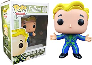 Funko Pop Games Fallout Adamantium Skeleton Chase Vault Boy Vinyl Figure