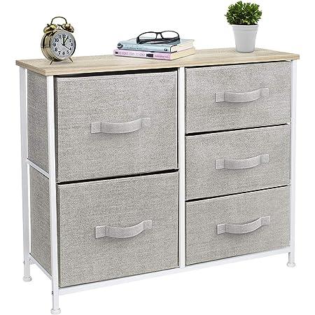 Ottawa 4 Drawer Chest Bedroom Furniture White
