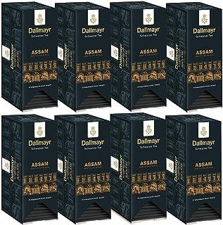 Dallmayr Schwarzer Tee Assam Kuvertiert 8 x 25 x 1,5g