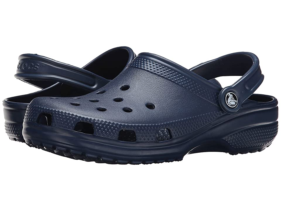 Crocs Classic Clog (Navy) Clog Shoes