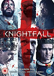 Knightfall - Season 1 [DVD] [2018]