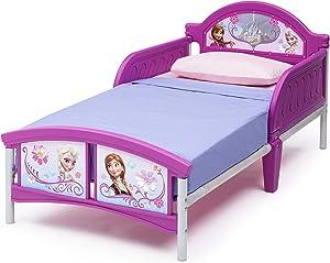 Delta Children Frozen Cama Primera Infancia, Rosa