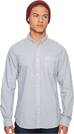 Well Worn Oxford Long Sleeve