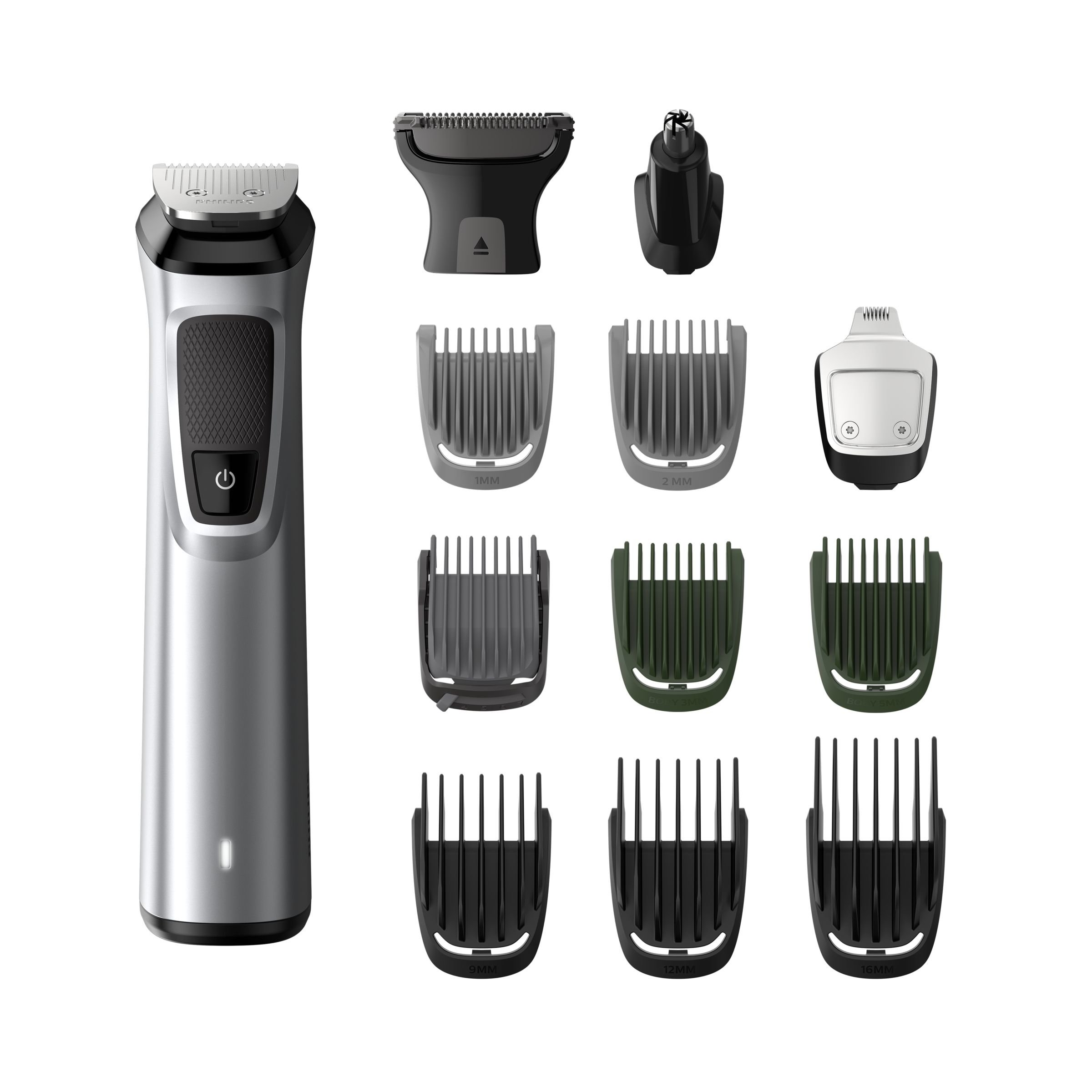 Philips MULTIGROOM Series 7000 MG7715/33 cortadora de pelo y ...