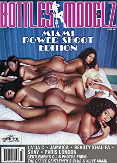 BOTTLES N MODELZ MAGAZINE ISSUE #8