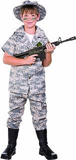 Child US Hero Digital Camo Costume