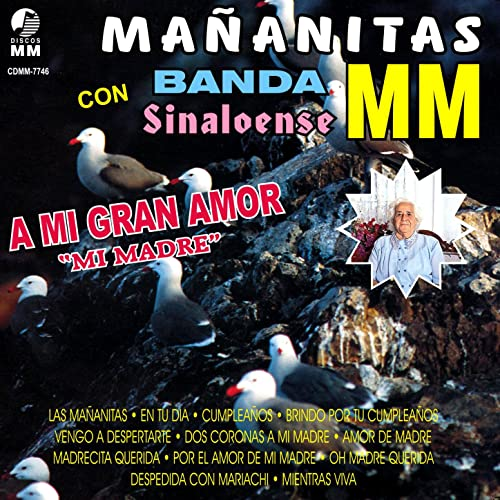 Mañanitas by Banda Sinaloense MM on Amazon Music - Amazon.com