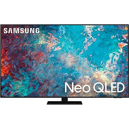 SAMSUNG 75-Inch Class Neo QLED QN85A Series - 4K UHD Quantum HDR 24x Smart TV with Alexa Built-in (QN75QN85AAFXZA, 2021 Model)
