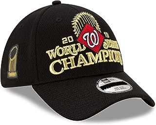 New Era 2019 World Series Champions Locker Room Hat MLB One Size Unisex