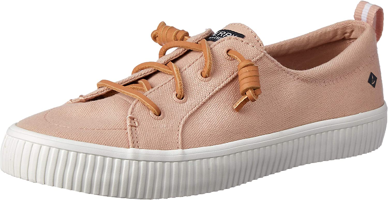 Crest Vibe Creeper Linen Sneaker