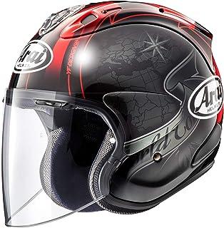 アライ (ARAI) ジェットタイプヘルメット VZ-RAM ハラダツアー 黒 61-62cm VZRAM_HARADATOUR_B61