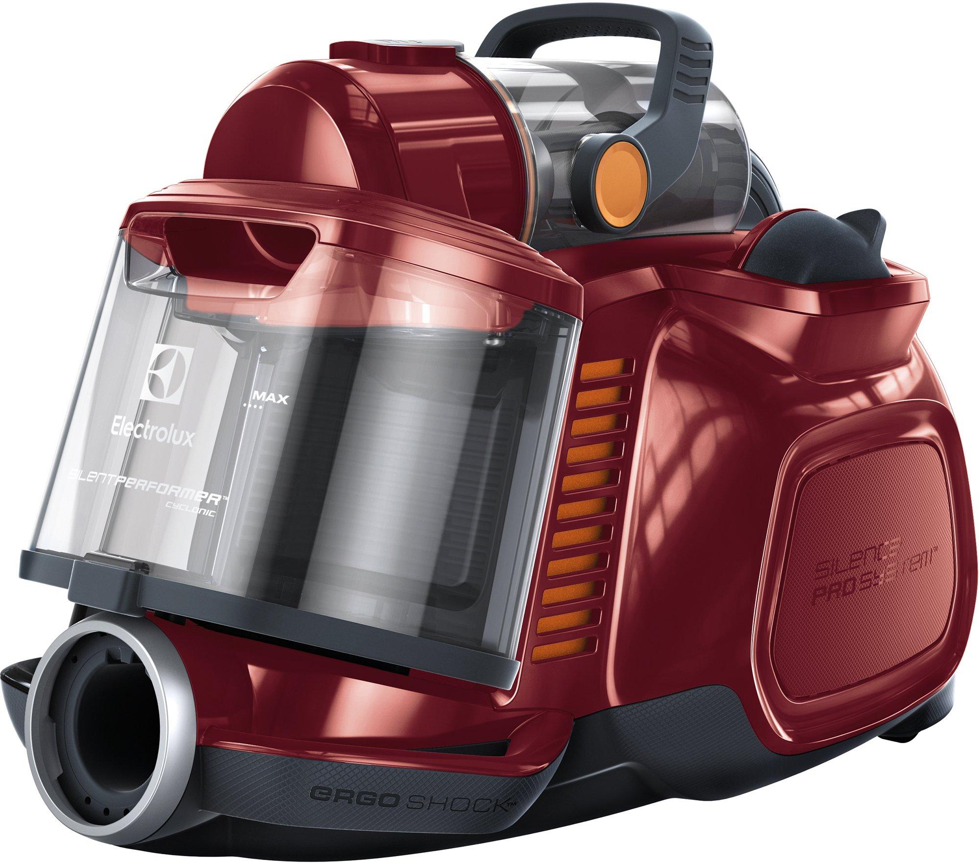 Electrolux ESPC72RR Silent Performer Cyclonic Aspirador sin Bolsa ...