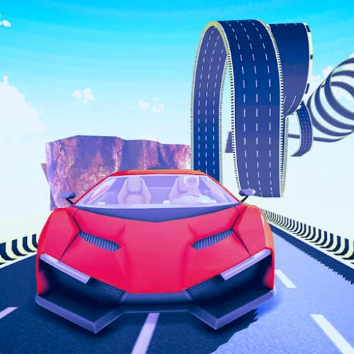 Extreme Autofahren Stunts Super Auto Spiel: Impossible Tracks Racing & Drift
