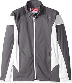 TM365 Mens TM36-TT34 Tm36-tt34-chef Designs Elite Performance Full-Zip Long Sleeve Sweater