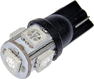 Dorman 194G-SMD 194 Green 5050SMD 5LED Bulb, Pack of 2