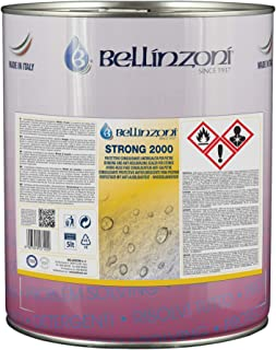 Bellinzoni STRONG2000 Consolidating Sealer for Sandstone, Limestone, Marble, Granite, Terracotta, Concrete, Facing Bricks (5 litres)