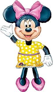 Disney Amscan International 18-inch Sdc Disney Monster University Party Happy Birthday Foil Balloon