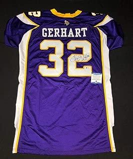 Best toby gerhart jersey Reviews
