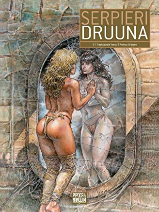 Druuna Vol. 3 + Caixa da Coleção - Exclusivo Amazon