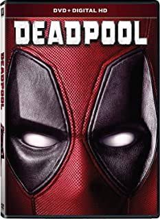 Deadpool   DVD   Arabic Subtitle Included
