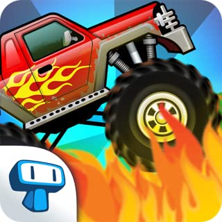 Monster Truck: Climb Racing