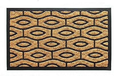 Coco&Coir Door Mat, Brown, 45cm x 75cm