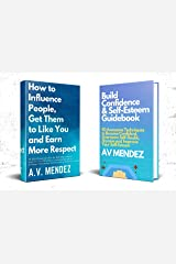 Self-Improvement & Motivation for Success Bundle: Improve Your Self-Confidence, Increase Your Self-Esteem, Learn to Influence People and Create Charisma ... Skills Bundle Book 1) (English Edition) eBook Kindle