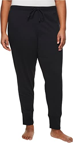 Plus Size Jogger Pants