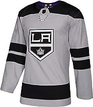 adidas Los Angeles Kings NHL Men's Climalite Authentic Alternate Hockey Jersey