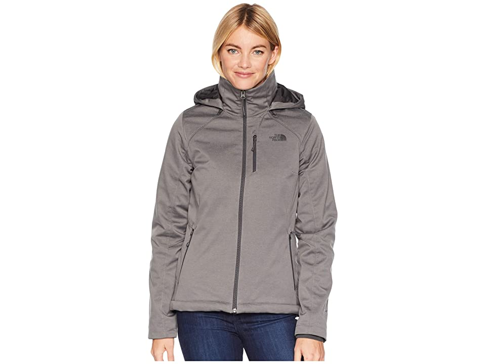 The North Face Apex Elevation 2.0 Jacket (TNF Medium Grey Heather) Women