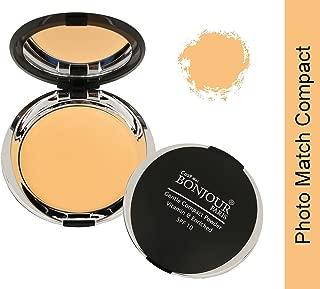 Color Fever Bonjour Paris Coat Me Photo Match Translucent Compact Face Powder and Highlighter (Beige Skin) 9.5 gm