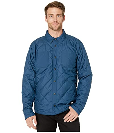 The North Face Fort Point Insulated Flannel (Blue Wing Teal 1) Men