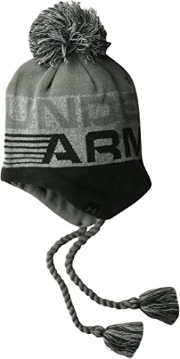 Under Armour - Tassel Beanie Update (Little Kids/Big Kids)