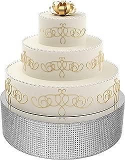pearl wedding cake stand