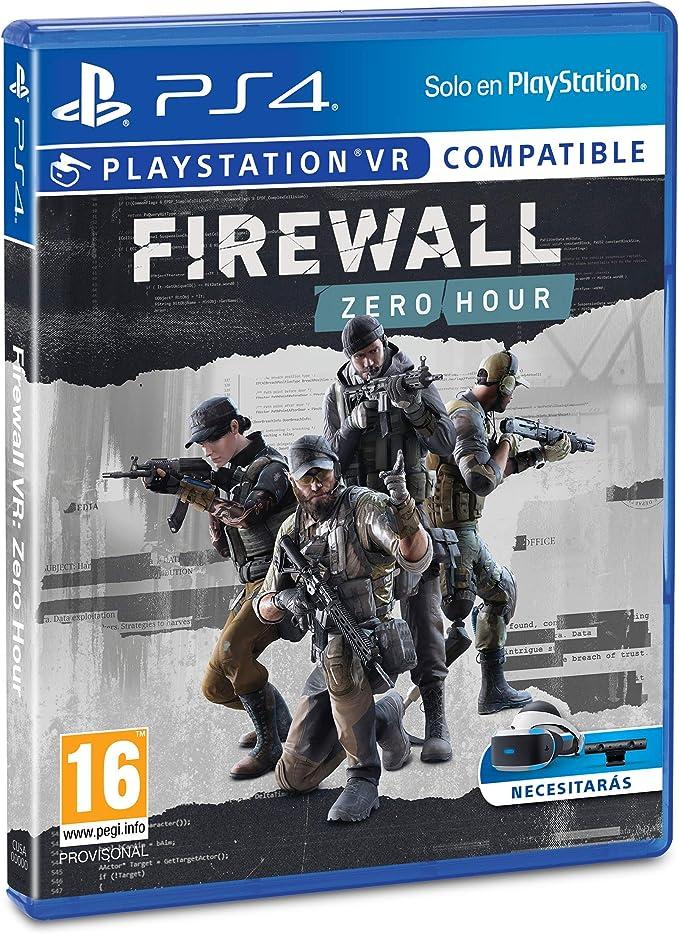 Firewall VR