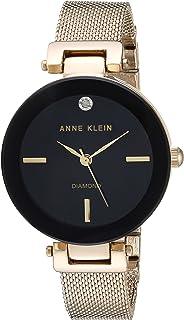 Anne Klein Womens AK-2472BKGB