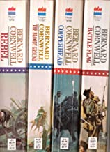 Bernard Cornwell - (Set of 4) (The Nathaniel Starbuck Chronicles - Vol 1-4 / Rebel - Copperhead - Battle Flag - The Bloddy...