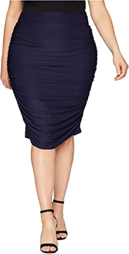 Helena Ruched Skirt