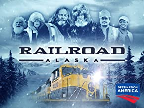 Railroad Alaska Season 3