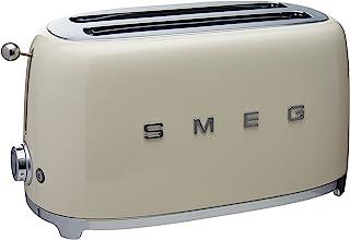 Smeg 4-Slice Toaster-Cream